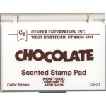 Center Enterprises Scented Pads: Brown/Chocolate