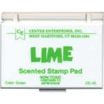 Center Enterprises Scented Pads: Green/Lime