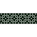 Floral Black Bolder Borders