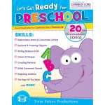 Lets Get Ready For Preschool Activity Book