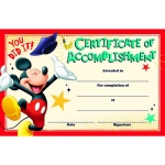 Mickey Graduation Recognition Awards
