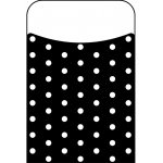 Polka Dots Black Terrific Pockets
