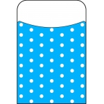 Polka Dots Blue Terrific Pockets