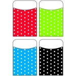 Polka Dots Terrific Pockets Variety Pack