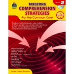 Gr 2 Targeting Comprehension Strategies For The Common Core