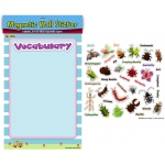 American Educational Magnetic Wall Stickers: Insects