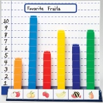 Didax Unifix Graphing Base: Grades 1-5