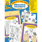 Take It To Your Seat Phonics Centers Level D