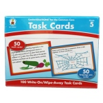 Center Solutions Task Cards Gr 5