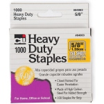Extra Heavy Duty Staples 5/8