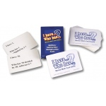 Add Subtract Multiplication Facts Have Who Has Mental Math Card Game