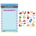 American Educational Magnetic Wall Stickers: Clothes