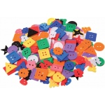Assorted Small Buttons 1lb