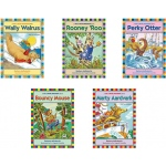Lets Read Together Vowel Combinations 5 Book Set