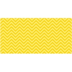 Fadeless 48x50 Yellow Chevron Design Roll