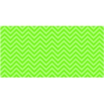 Fadeless 48x50 Lime Chevron Design Roll