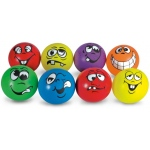 American Education Funny Face Balls