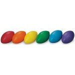 American Education Easy Grip Footballs: Set of 6
