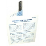 Microslide Minerals Of The Earth: Set of 10 with Box