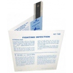 Microslide Fighting Infection: Set of 10 with Box