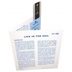Microslide Life In The Soil: Set of 15 with Box