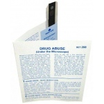 Microslide Drug Abuse: Set of 15 with Box