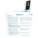 Microslide Immunity: Set of 10 with Box