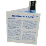 Microslide Mineral & Life: Set of 10 with Box
