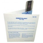 Microslide Embryology: Set of 10 with Box