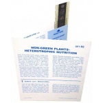 Microslide Heterotrophic Nutrition: Set of 15 with Box
