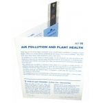 Microslide Air Pollution and Plant Health: Set of 30 with Box