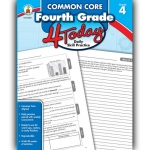 Fourth Grade 4 Today Common Core