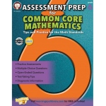 Gr 6 Assessment Prep For Common Core Mathematics