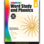 Spectrum Word Study And Phonics Gr 4