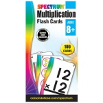 Spectrum Flash Cards Multiplication