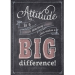Attitude Is A Little Thing Poster