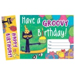 Pete The Cat Happy Birthday Bookmark Awards
