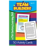 Team Builders Flash Cards Gr 1-2