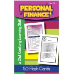 Personal Finance Flash Cards Gr 6