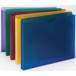 Smead Poly Expanding File Pockets Jackets 1 Expansion 10 Pack