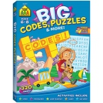 Big Workbook Alphabet Codes Puzzles & More
