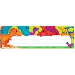 Dino-Mite Pals Desk Toppers Name Plates