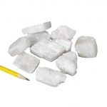 Mineral Calcite Cleavable: Pack of 10