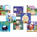 Nursery Rhymes Books Set Of All 8