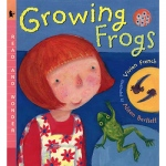 Candlewick Growing Frogs