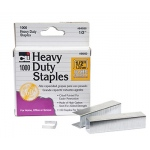 "Extra Heavy Duty Staples: 3/4"", 190 Sheet Capacity"