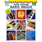 Carson-Dellosa Early Learning Basic Skills