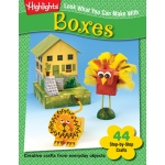 Essential Learning Products Look What You Can Make with Boxes