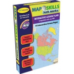Lorenz Interactive Whiteboard Software: Map Skills North America