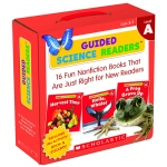 Scholastic Guided Science Readers: Level A, Parent Pack